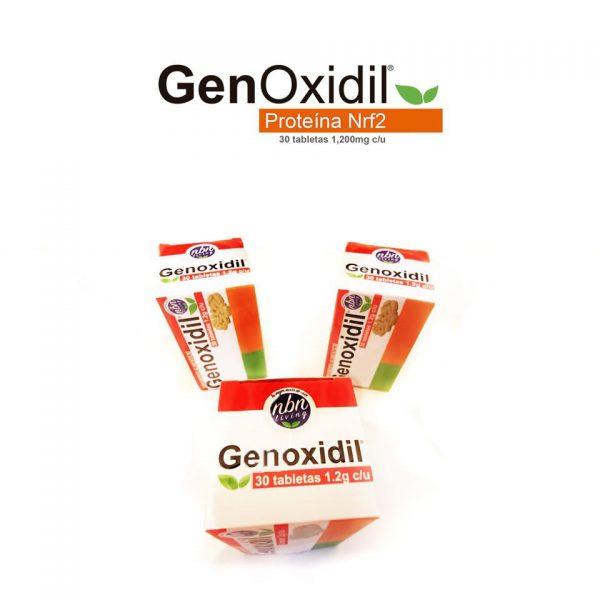 3 pack genoxidil nrf2 pastillas mexico guadalajara mayoreo original oficial1.1.1 copia